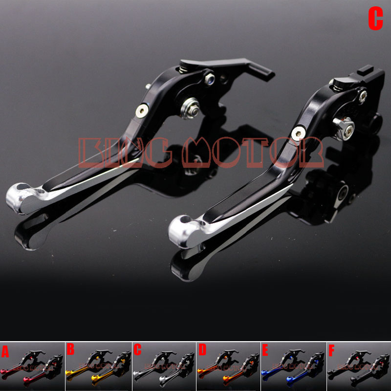 Motorcycle Accessories Adjustable Folding Extendable Brake Clutch Levers For YAMAHA R25 R3 YZF-R25 2014-2015 YZF-R3 2015