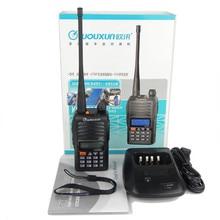 10pcs Portable Radio Walkie Talkie UHF 400-470MHz WOUXUN KG-679 IP55 Waterproof DTMF ANI VOX Alarm FM Two Way Radio transceiver