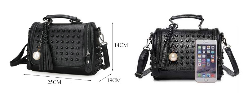 תיקים - Rdywbu HOT New Luxury Pearl Tassel Bag Fringe Bag Fashion ... ffd14860280c