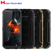 Blackview BV9500 IP68 Waterproof Cell Phone 5.7″ 4GB+64GB MT6763T Octa Core Android8.1 10000mAh Wireless Charging NFC Smartphone