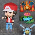 Anime Pokemon Trainer Red: Champion Ver. 20th Anniversary PVC Figure