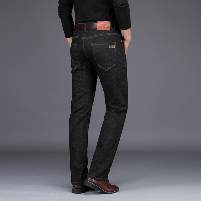 Slim Fit Stretch Jeans For Men 1