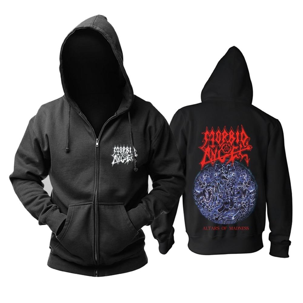 Disturbed Rock Band Hoodie Longsleeve New Men's Hoodie Size S to 3XL Men's Activewear