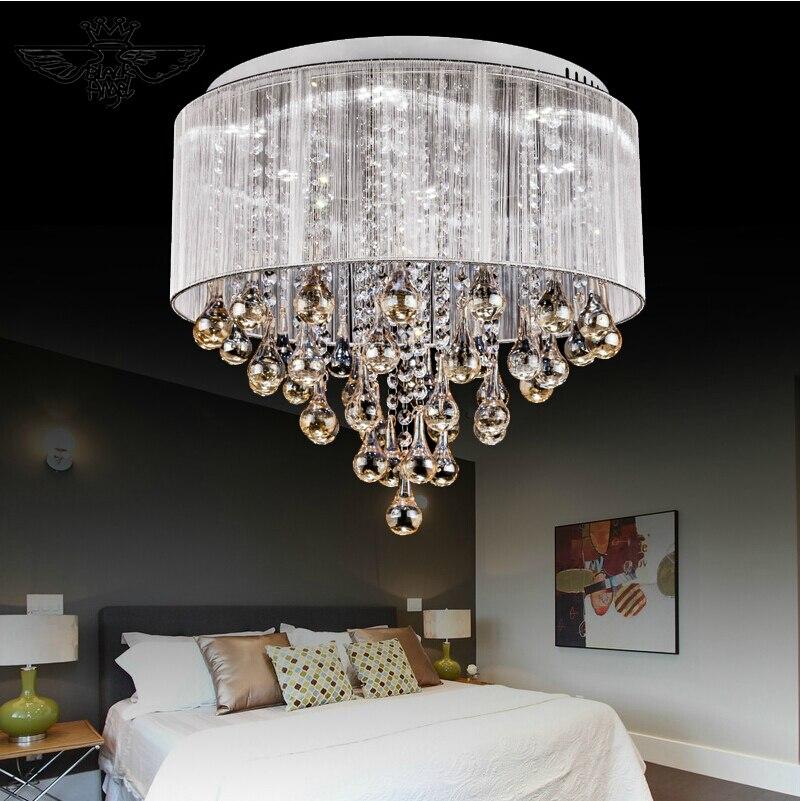 2018 Moderne plafonniers Pour l'éclairage intérieur de la maison lamparas de techo led lampes pour salon luminaria teto pendente