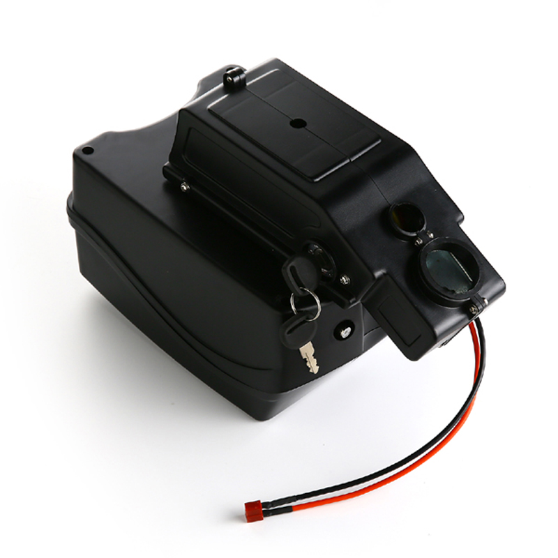 48v 30ah lithium ion ebike battery Frog  case bicycle electric bike - Cycling - Photo 5