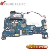 NOKOTION K000103980 NALAE LA 6053P For Toshiba Satellite L675D L670D Laptop Motherboard Socket S1 HD3200 DDR3 Free CPU