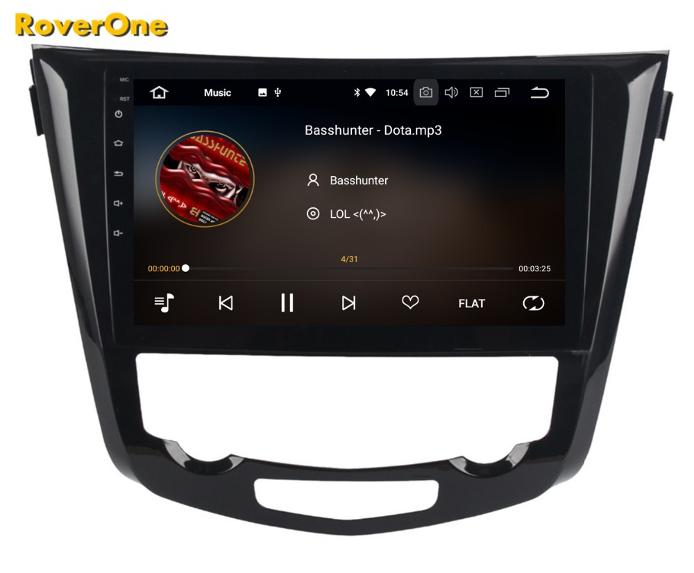 Octa Core Android 8 0 Car Multimedia for Nissan X-Trail Xtrail 2014 2015  2016 2017 Radio Stereo GPS Navigation Sat Navi NO DVD