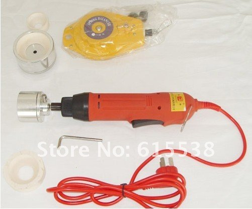 100% New Electric Hand held capping machine, Plastic bottle screw cap sealing machine,cap sealer,bottle capper