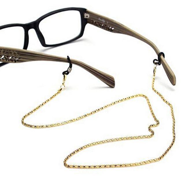حزام قلادة معدنية النظارات 4
