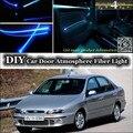 Для Fiat Marea / Marengo комнатный светильник  тюнинг атмосферы  волоконно-оптический ленточный светильник s внутри двери  освещение  не EL светильник