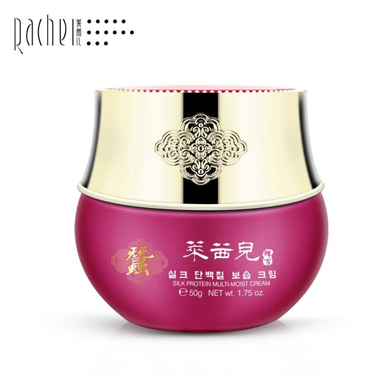 цена на RACHELL Fibroin Moisturizng Face Cream Age Spot Scar Whitening Anti Wrinkle Cream Beauty Day & Night Cream Face Lift Essence gel