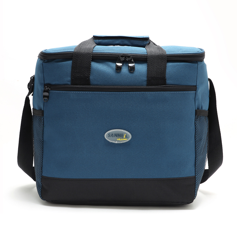 Lixada 16L bolsa aislante para exteriores, bolsa de almuerzo, bolsa térmica Bento, Camping al aire libre, barbacoa, Picnic, frescura alimentaria, refrigerador de alimentosBolsas de picnic   -