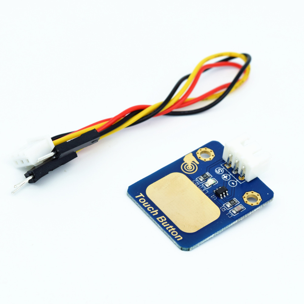 Adeept New Digital Capacitive Touch Button Sensor Modulefor for Arduino Raspberry Pi ARM AVR DSP PIC Freeshipping headphones