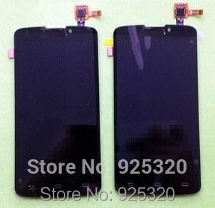 Frete grátis, LCD Original + montagem da tela de toque para Philips Xenium V387 CTV387 Celular mobile phone