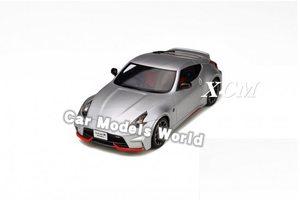 Image 5 - نموذج سيارة من الراتينج لسيارة GT Spirit Nismo Fairlady Z34 370Z (فضي) 1:18 + هدية صغيرة!!!!
