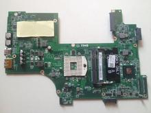 For dell V3750 laptop Motherboard/mainboard 089X88 CN-089X88 DA0R03MB6E1 for intel cpu with integrated graphics card