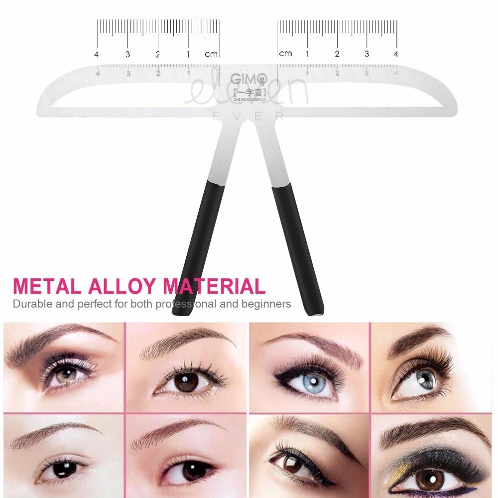 Grooming Stencil Kit MakeUp Shaping DIY Beauty Eyebrow Makeup Styles Eye Brow Drawing Template Makeup Tool Makeup Tool Kit