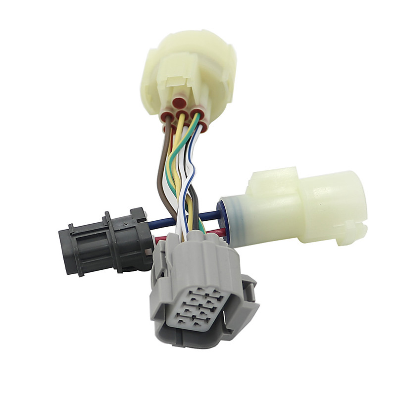 US $9.62 18% OFF|OBD0 to OBD1 ECU Distributor Adaptor Connector Wire on