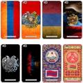 Armenia Flag Hard Transparent Cover Case for Meizu M2 Mini M2 M3 Note & Redmi 3 Pro 3S Note 2 3 Pro