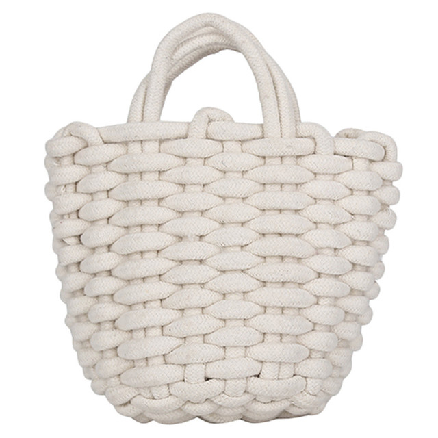 Weave Bag Women Crochet...