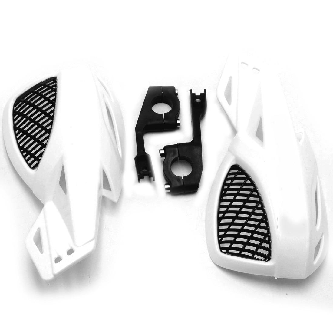 Dirt bike Motorrad 7//8//8/'/'22mm lenker bremse handschutz Für YAMAHA DT230LANZA PW50 PW80 RT100 SEROW225