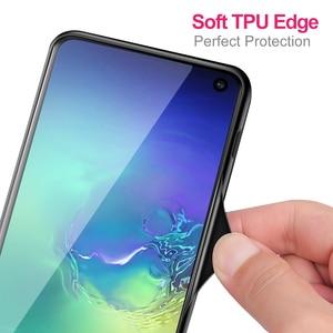 Image 5 - Für Samsung Galaxy S10E Fall für S10 Lite Abdeckung S10 E Gehäuse Coque Silikon PU Leder Zurück TPU MOFi Original