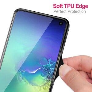 Image 5 - Voor Samsung Galaxy S10E Case Voor S10 Lite Cover S10 E Behuizing Coque Siliconen Pu Leather Back Tpu Mofi Originele