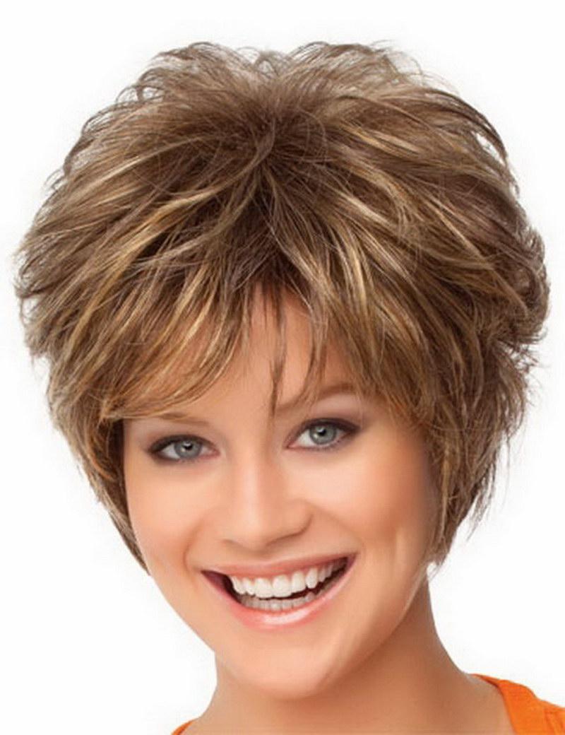 Strange Blonde Short Hair Styles Achetez Des Lots A Petit Prix Blonde Hairstyle Inspiration Daily Dogsangcom