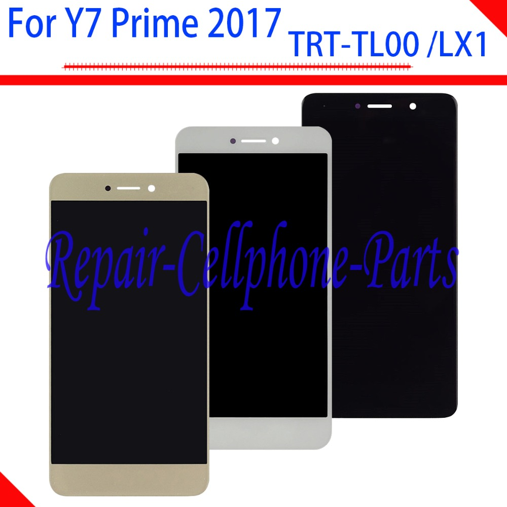 5.5 inch Full LCD DIsplay+Touch Screen Digitizer Assembly For Huawei Y7 Prime 2017 TRT-LX2 / Nova Lite+ TRT-LX1