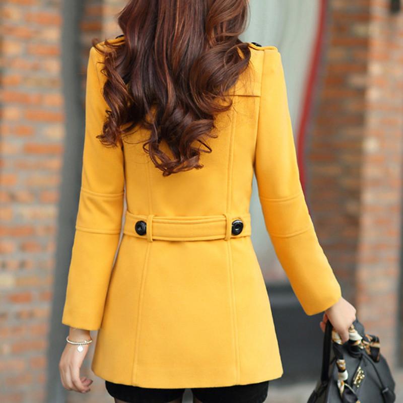 women blended coat WWN717 (5)