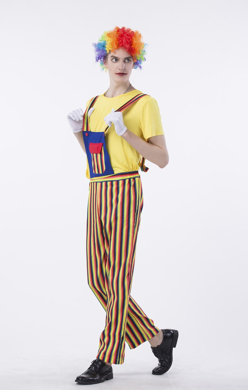 moonight halloween costumes funny circus clown costume naughty harlequin uniform fancy cosplay clothing for men clown clothes in movie tv costumes from - Halloween Costumes Harlequin