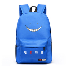 Assassination Classroom Canvas Printed Backpack (8 Types)