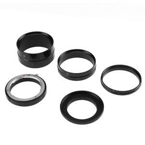 Image 5 - Macro tubo de extensão anel lente da câmera adaptador para nikon d7200 d7000 d5500 d5300 d5200 d5100 d3400 d3300 d3200 d310 câmera novo