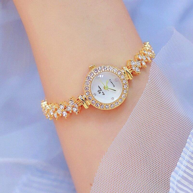 Top Brand Small And Elegant Ladies Watch Women Bracelet Watch Girl New Fashion Casual Watch Zegarek Damski Quartz Wrist Watch