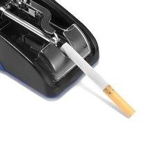 Machine à rouler les cigarettes automatique électrique Machine à tabac rouleau super qualité Papel de cigarro (prise ue)