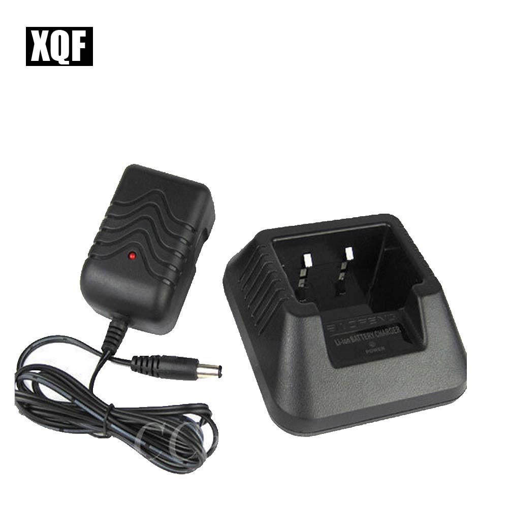 XQF BAOFENG Radio Original Desktop Charger for BAOFENG UV-5R Radio