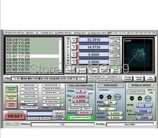 Mach3 программное обеспечение управления мини ЧПУ маршрутизатор наборы