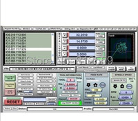 Mach3 control software mini cnc router kits