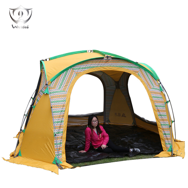 National Wind Outdoor Shade Rainproof Tent 8 People C&ing Beach  sc 1 st  AliExpress.com & National Wind Outdoor Shade Rainproof Tent 8 People Camping ...