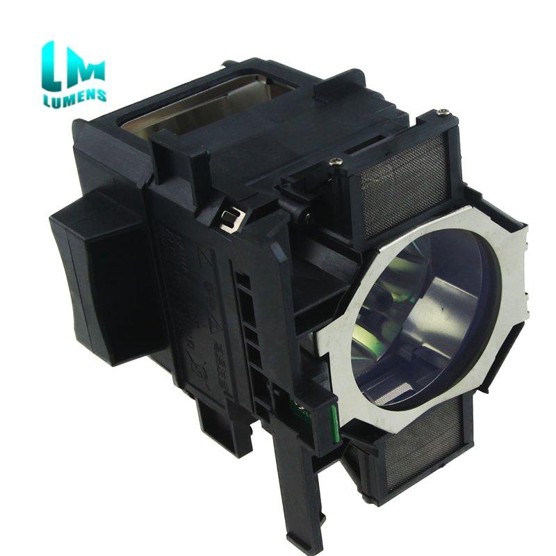 ELPLP73 V13H010L73 kompatibilis kivetítő csere Bare izzó házhoz - Otthoni audió és videó