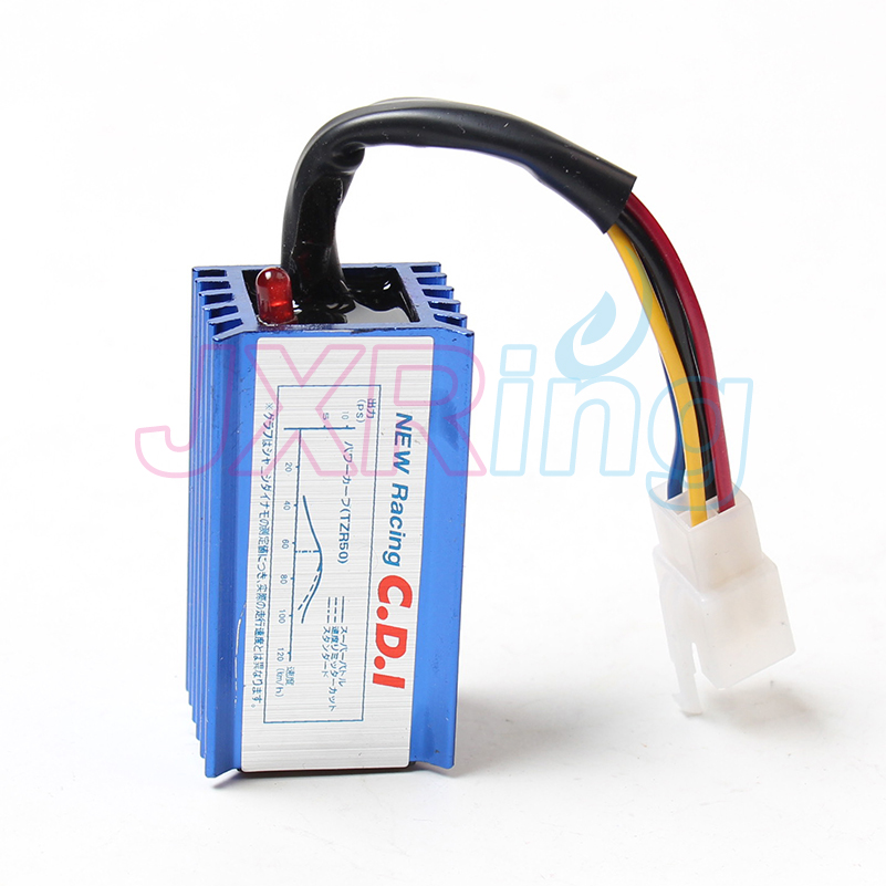 Performance Racing CDI 5 Pin 50 70 90 110 125cc Dirt Bike Quad ATV TZR50