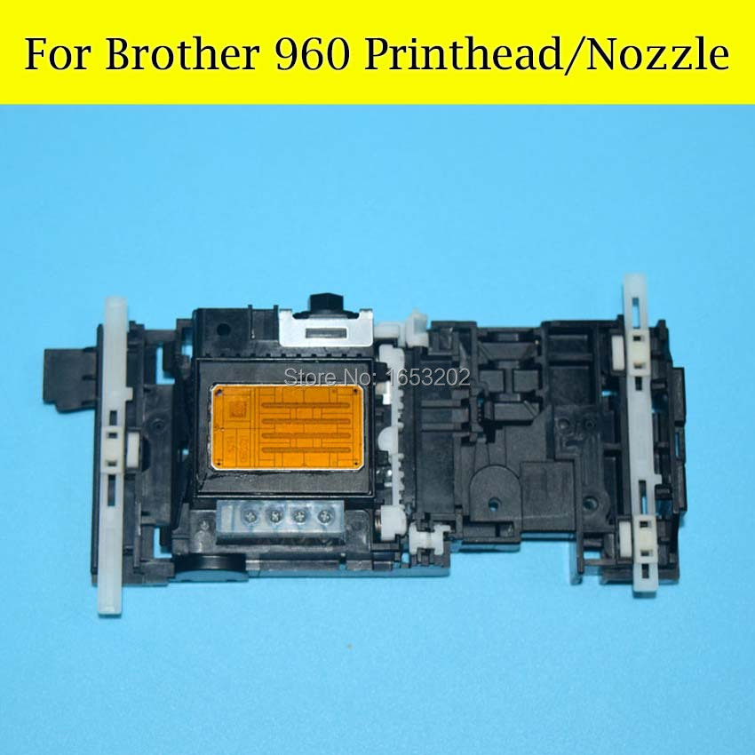 1 PC 100% Original NEW Printhead 960 Print head For Brother DCP-130C/135C/150C/153C/157C/330C/350C/540CN/560CN Printer