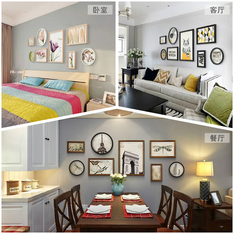 Bonito Kit Collage Marco Composición - Ideas Personalizadas de Marco ...
