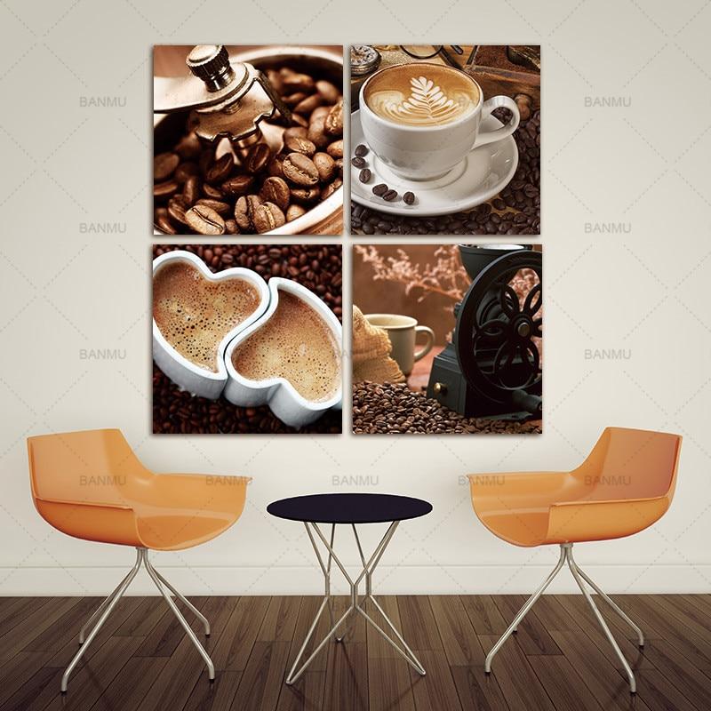 платно стена Picutres за всекидневна - Декор за дома - Снимка 1