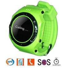 เด็กดูสมาร์ทจีพีเอสติดตามชมL20สำหรับป้องกันการสูญหายอุปกรณ์กลางแจ้งGPS trackerนาฬิกาMTK6260A 3สีฟรีการจัดส่งสินค้า