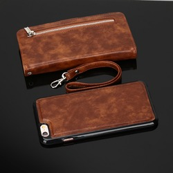 HAISSKY Case For iPhone XS Max XR Leather Case iPhone X 8 7 Plus 6 6s Plus 5 5S SE Wallet Card Luxury Flip Cover Stand Fundas 5