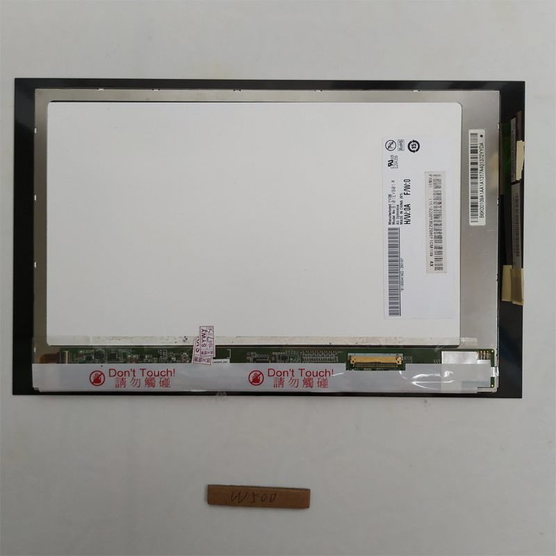 Original New 10 1 LCD Display With Touch Screen Digitizer Assembly B101EW05 For Tablet PC Acer