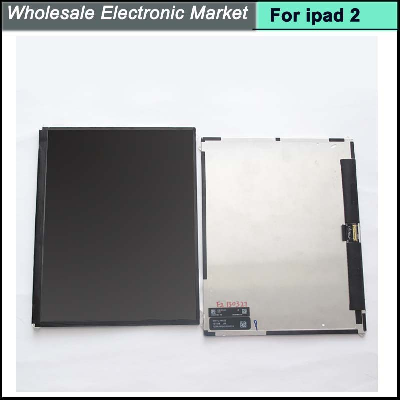 Best quality LCD Display Replacement Repair Part For iPad 2 2nd Generation With Retina,DHL Free Shipping brand new lcd screen retina display replacement for ipad mini 3 3rd generation