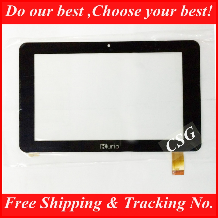 7 Capacitve Touch Screen 20130610B for Tablet PC Touchpad Kurio Touch pad Handwritten Replacement Digitizer