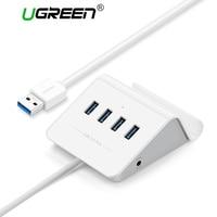 Ugreen High Speed 4 Ports USB 3 0 HUB With Power Adapter USB HUB For Desktop